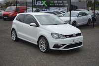 USED 2014 S VOLKSWAGEN POLO 1.4 SE TDI BLUEMOTION 3d 74 BHP ****FULL GTI BODYKIT****