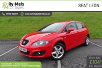USED 2010 59 SEAT LEON 1.9 S EMOCION TDI 5d 103 BHP ONE OWNER, FULL MAIN DEALER SERVICE HISTORY