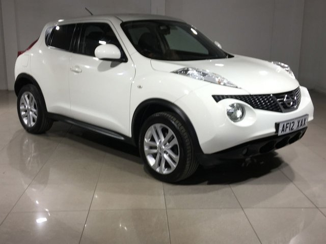 View our 2012 12 NISSAN JUKE 1.5 ACENTA SPORT DCI 5d 110 BHP
