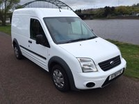 USED 2011 61 FORD TRANSIT CONNECT 1.8 T230 TREND HR CDPF 1d 110 BHP **RARE BLUE INTERIOR ****TOW BAR FITTED**
