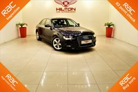 USED 2013 13 AUDI A4 2.0 TDI SE TECHNIK 4d 134 BHP 1 OWNER ONLY + FULL MAIN DEALER SERVICE HISTORY