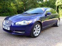 USED 2011 11 JAGUAR XF 3.0 V6 LUXURY 4d AUTO 240 BHP