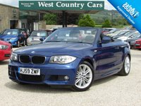 USED 2009 59 BMW 1 SERIES 2.0 120I M SPORT 2d 168 BHP Low Mileage Petrol