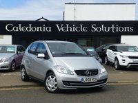 USED 2008 58 MERCEDES-BENZ A CLASS 1.5 A150 CLASSIC SE 5d AUTO 94 BHP 2 FORMER KEEPERS with FULL SERVICE HISTORY & 12 MONTHS MOT