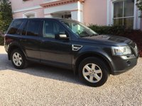 USED 2009 LAND ROVER FREELANDER 2 2.2 TD4 GS 4x4 5dr Automatic