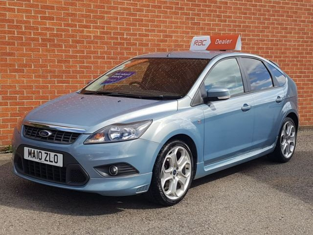 2010 10 FORD FOCUS 1.8 ZETEC S S/S 5 DOOR