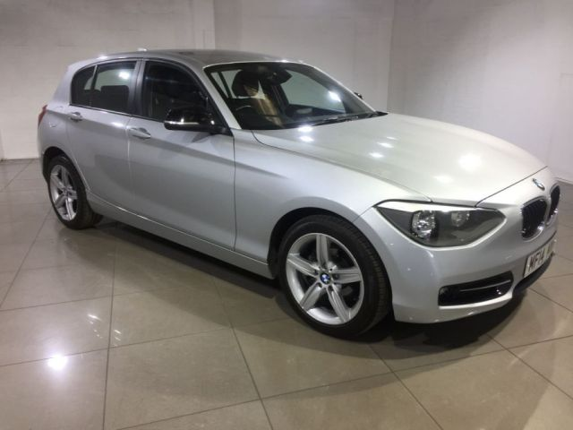 View our 2014 14 BMW 1 SERIES 1.6 116I SPORT 5d AUTO 135 BHP