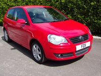 USED 2009 02 VOLKSWAGEN POLO 1.2 MATCH 3d 59 BHP