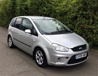 USED 2008 08 FORD C-MAX 1.8 ZETEC 5d 116 BHP - GREAT SERVICE HISTORY