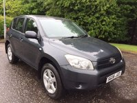 USED 2006 06 TOYOTA RAV4 2.0 XT4 4WD VVT-I 5d 151 BHP 6 MONTHS PART AND LABOUR WARRANTY