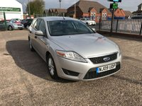 USED 2009 09 FORD MONDEO 1.8 EDGE TDCI 5d 124 BHP Full Service History, Diesel Estate, Telephone Equipment - Bluetooth Interfac, Voice Activated Controls.