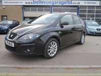 USED 2011 11 SEAT ALTEA XL 1.6 CR TDI SE DSG 5d AUTO 103 BHP SPACIOUS FAMILY CAR
