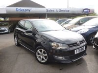 USED 2010 10 VOLKSWAGEN POLO 1.2 MODA 5d 60 BHP NEED FINANCE? WE CAN HELP. WE STRIVE FOR 94% ACCEPTANCE