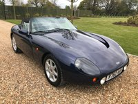 USED 1997 R TVR GRIFFITH 500 v8 convertible FULL GRAY LEATHER
