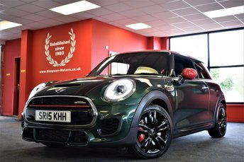 2015 MINI HATCH JOHN COOPER WORKS