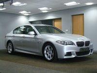 USED 2010 60 BMW 5 SERIES 3.0 535D M SPORT 4d AUTO 295 BHP