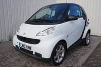 2010 SMART FORTWO 0.8 PULSE CDI 2d AUTO 54 BHP £3295.00