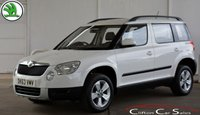 USED 2013 63 SKODA YETI 2.0TDi S 4x4 5 DOOR 6-SPEED 109 BHP Finance? No deposit required and decision in minutes.