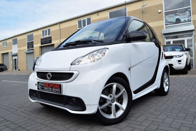 2013 13 SMART FORTWO 1.0 PULSE MHD AUTOMATIC