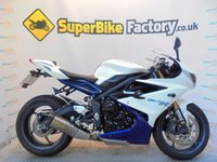 USED 2013 13 TRIUMPH DAYTONA 675 ABS  GOOD & BAD CREDIT ACCEPTED, OVER 300+ BIKES