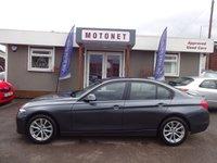2012 BMW 3 SERIES 2.0 320D SE 4DR SALOON DIESEL 184 BHP £8390.00