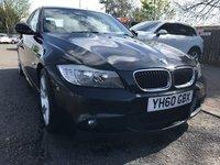 2010 BMW 3 SERIES 2.0 318D M SPORT 4d 141 BHP £5990.00