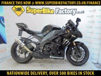 USED 2009 09 KAWASAKI ZX-10R  GOOD & BAD CREDIT ACCEPTED, OVER 500+ BIKES