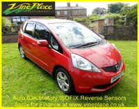 2009 HONDA JAZZ 1.3 I-VTEC ES I-SHIFT 5d 98 BHP £3750.00