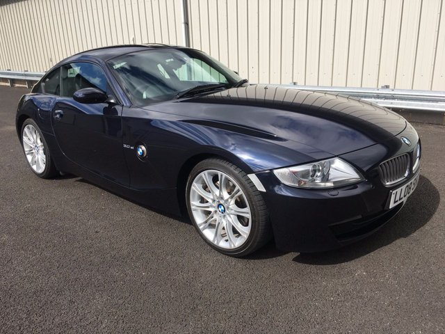 2008 08 BMW Z4 3.0 Z4 SI SE COUPE 2d 265 BHP