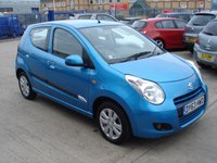 USED 2013 63 SUZUKI ALTO 1.0 SZ4 5d AUTO 68 BHP MOT SERVICE WARRANTY FINANCE