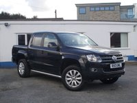 USED 2013 13 VOLKSWAGEN AMAROK 2.0 DC TDI HIGHLINE 4MOTION 1d 178 BHP