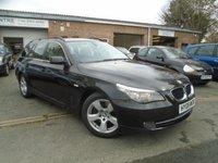 2008 BMW 5 SERIES 2.0 520D SE TOURING 5d AUTO 175 BHP £4695.00