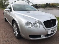 USED 2004 04 BENTLEY CONTINENTAL 6.0 GT 2d AUTO 550 BHP **STUNNING BENTLEY**