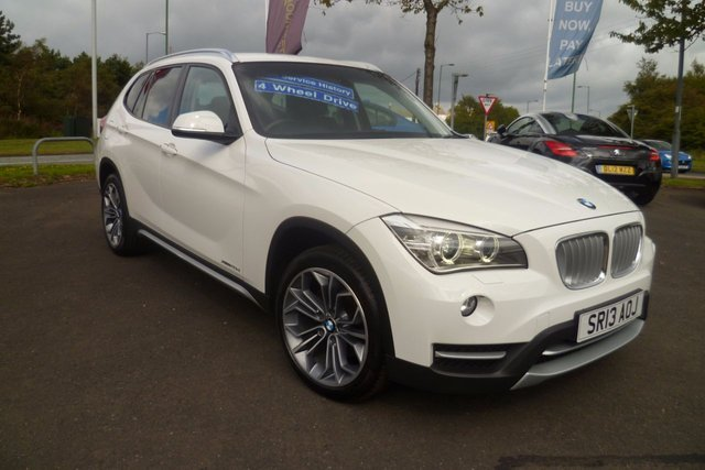 2013 13 BMW X1 2.0 XDRIVE20D XLINE 5d 181 BHP