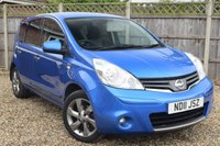 USED 2011 11 NISSAN NOTE 1.4 N-TEC 5d 87 BHP Free 12  month warranty
