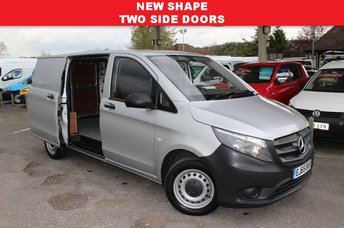 2015 MERCEDES-BENZ VITO 1.6 111 CDI 1d 114 BHP £SOLD