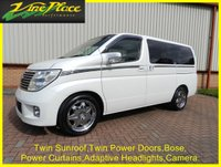 2004 NISSAN ELGRAND XL 3.5 Automatic 7 Seats £8500.00
