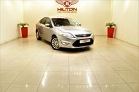USED 2013 13 FORD MONDEO 2.0 ZETEC BUSINESS EDITION TDCI 5d AUTO 138 BHP + SERVICE HISTORY + AIR CON + AUX + MP3/CD