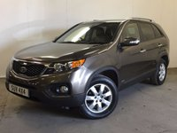 USED 2011 11 KIA SORENTO 2.2 CRDI KX-2 5d AUTO 195 BHP 4WD 7 SEATER LEATHER PRIVACY PDC FSH 4WD. 7 SEATER. STUNNING BRONZE MET WITH FULL BLACK LEATHER TRIM. HEATED SEATS. CRUISE CONTROL. 17 INCH ALLOYS. COLOUR CODED TRIMS. PRIVACY GLASS. PARKING SENSORS. BLUETOOTH PREP. AIR CON. TRIP COMPUTER. R/CD PLAYER. MFSW. MOT 04/18. FULL SERVICE HISTORY. PRISTINE CONDITION. FCA FINANCE APPROVED DEALER. TEL 01937 849492
