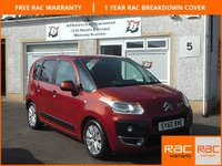 USED 2010 60 CITROEN C3 PICASSO 1.4 PICASSO VTR PLUS 5d 94 BHP Flexi Seats -16 inch alloys