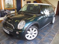 USED 2003 52 MINI HATCH COOPER 1.6 COOPER S 3d 161 BHP