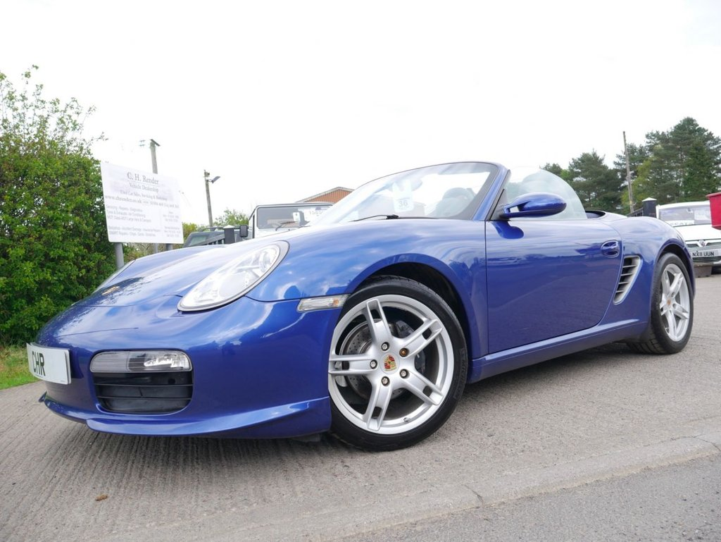 Used PORSCHE cars for sale in York North Yorkshire