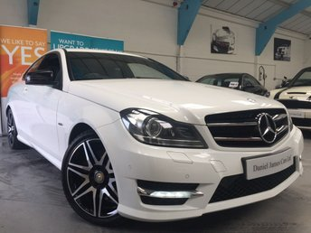 2013 MERCEDES-BENZ C CLASS 1.8 C250 BLUEEFFICIENCY AMG SPORT PLUS 2d AUTO 202 BHP £13990.00