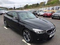 2013 BMW 3 SERIES 2.0 320D M SPORT GRAN TURISMO 5d AUTO 181 BHP £17999.00