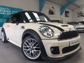 2012 MINI HATCH COOPER 2.0 COOPER JCW SD 3d 141 BHP