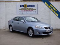 USED 2009 09 LEXUS IS 2.2 220D SE 4d 175 BHP SUPERB DRIVING CAR 2 KEYS
