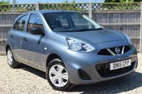 USED 2015 15 NISSAN MICRA 1.2 VISIA 5d 79 BHP Free 12  month warranty