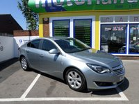 USED 2013 63 VAUXHALL INSIGNIA 2.0 SRI CDTI ECOFLEX S/S 5d 138 BHP 1 OWNER... FULL SERVICE HISTORY... JUST ARRIVED