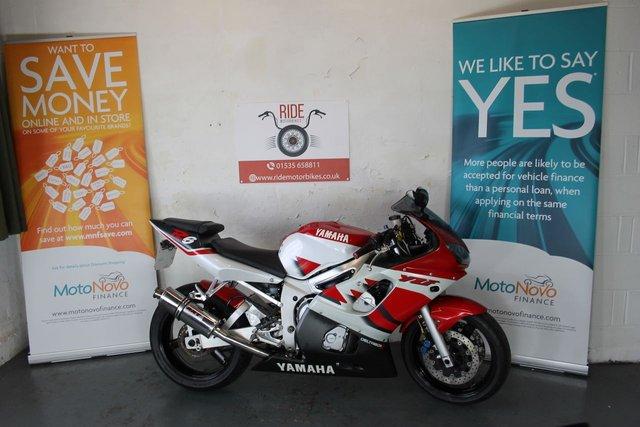 2000 X YAMAHA YZF-R6