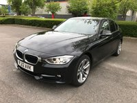 2012 BMW 3 SERIES 2.0 320D SPORT 4d AUTO 184 BHP £SOLD